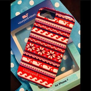 ❤️💚Vineyard Vines IPhone 7 cell phone case -New❤️